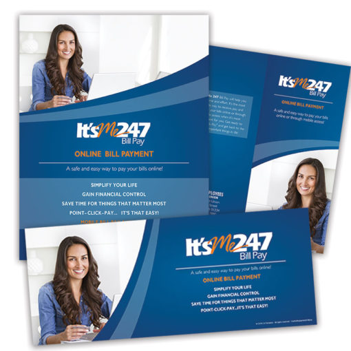 It's Me 247 Bill Pay Collateral Package (iPay)