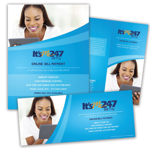 It's Me 247 Bill Pay Collateral Package (Payveris)