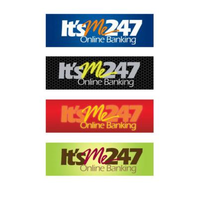 It's Me 247 Online Banking Logos