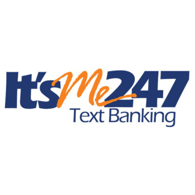 It's Me 247 Text Banking Logos