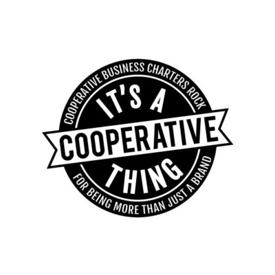 It's a Cooperative Thing Logos