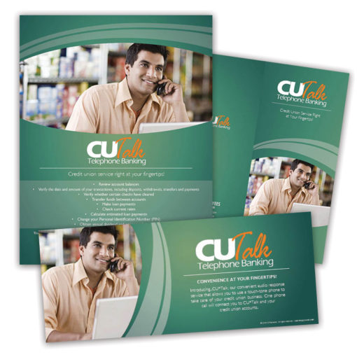 CU*Talk Collateral (Our Number)