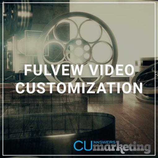Fulvew Video Customization