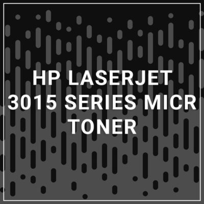 HP LaserJet 3015 Series MICR Toner - 6,000 Pages