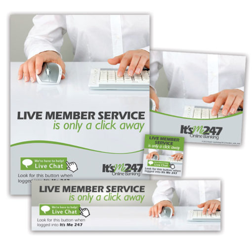 Live Member Services Collateral